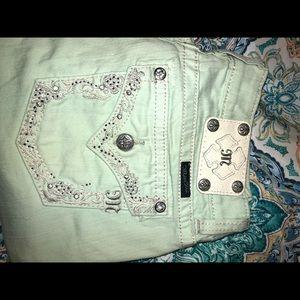 Miss Me jeans sz 29 WOMENS